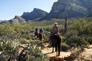 El Conquistador announces western riding adventures