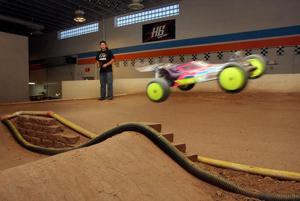 Small cars, big speed