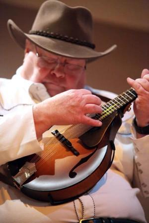 Bluegrass flourishes in the desert