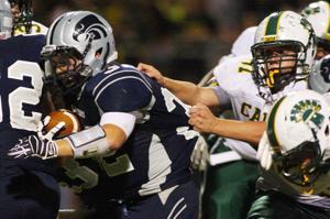 Ironwood Ridge vs Canyon Del Oro Football