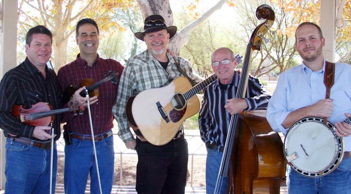 Old Pueblo Bluegrass Band
