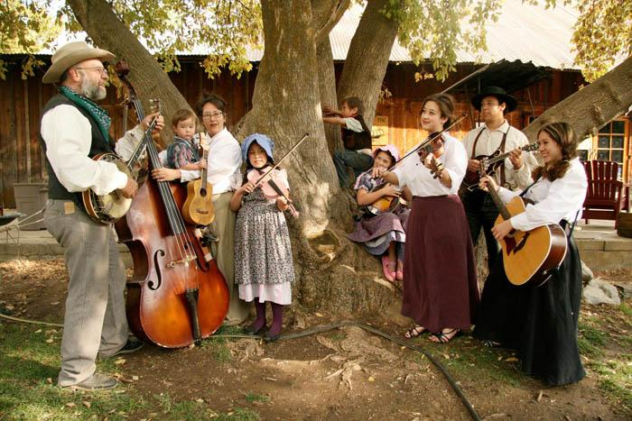 Marana Bluegrass Music and Fine Arts Festival