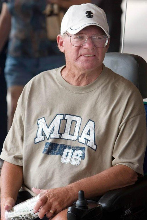 Sonny Kahler, OV man who collected funds for muscular dystrophy, is gone