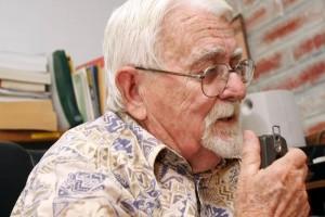 Aging 'ham' still has a voice