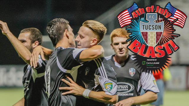 FC Tucson 4th of July Blast