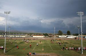 Falcon Football Jamboree