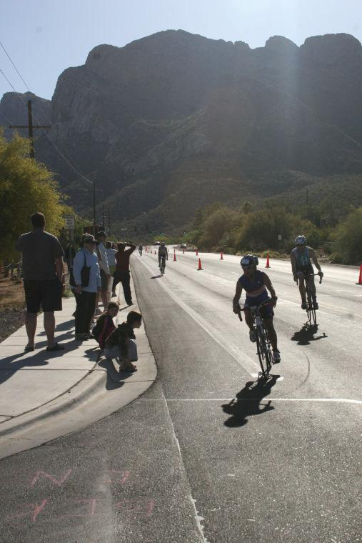 Inaugural Oro Valley sprint triathlon event held