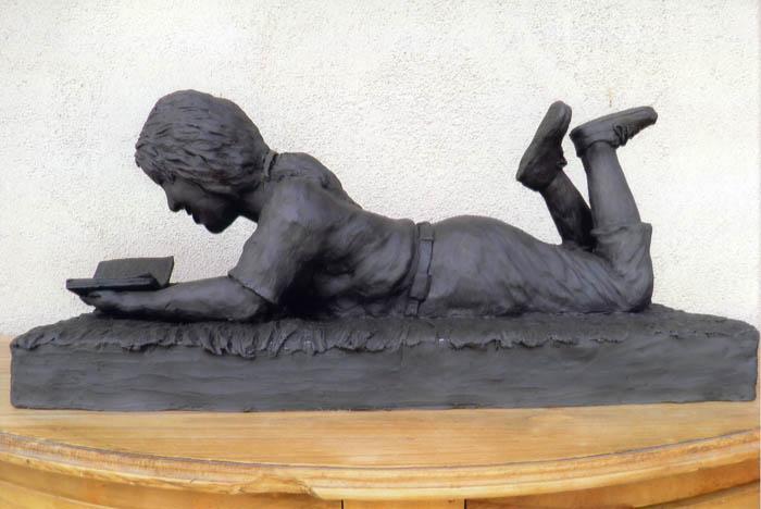 Christina Taylor Green Sculpture