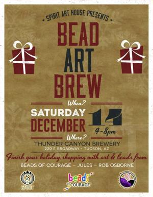 Bead Art Brew - Thunder Canyon Brewery