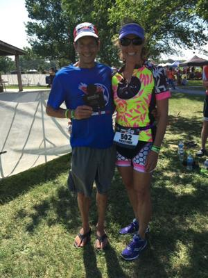 Oro Valley snowbirds running, biking and swimming laps around the competition