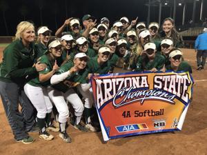 CDO softball wins title