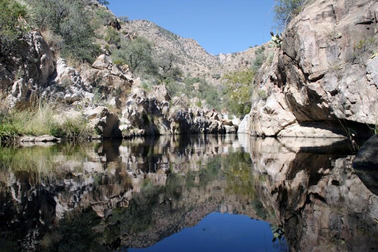 Hutch's Pool - Sabino Canyon