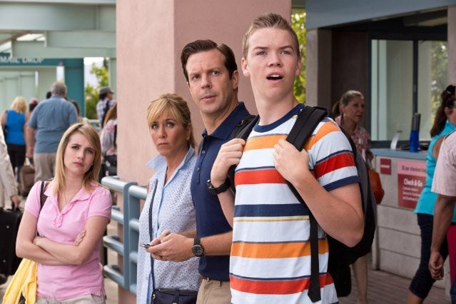 We're the Millers – Half-baked humor breaks badly