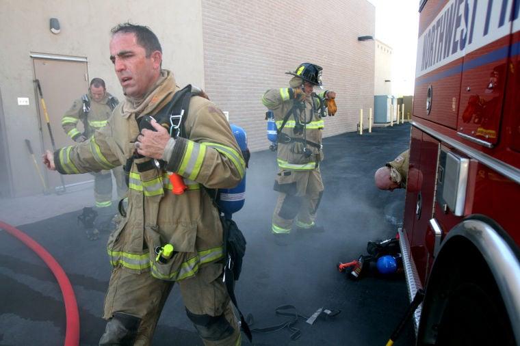 Big Box Store Fire Training