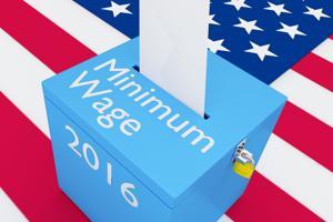Minimum Wage 2016