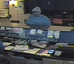 Sheriff's Department looking for information on alleged serial robber