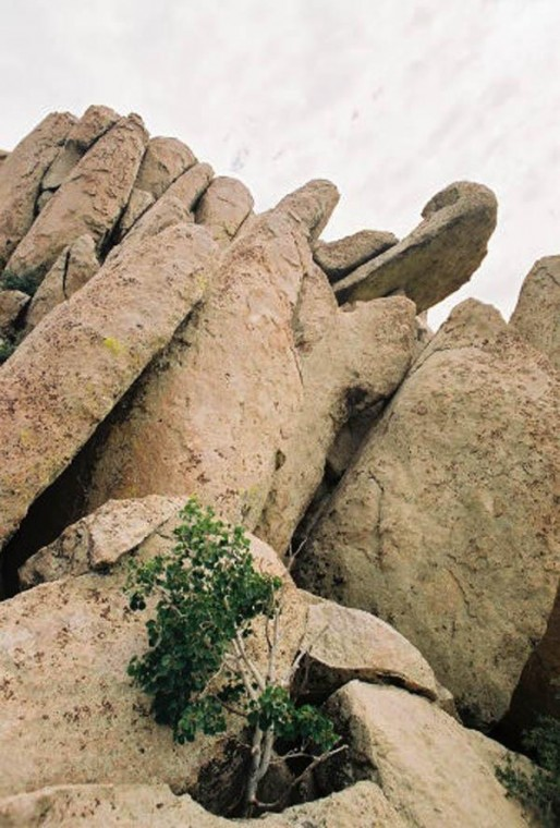 The cool of granite