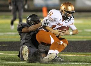 Mountain View vs Cienega high schools football