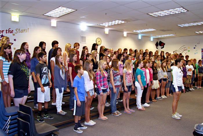 Wilson Choir