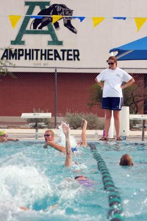 CDO Swimming Practice