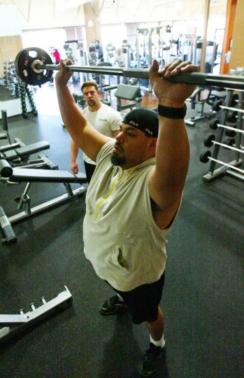 Jesse Morales - Anytime Fitness Marana