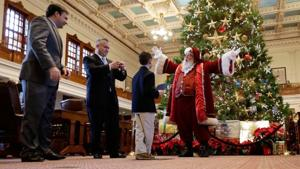 Texas safeguards Christmas in schools