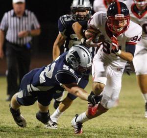 Ironwood Ridge vs Centennial Football