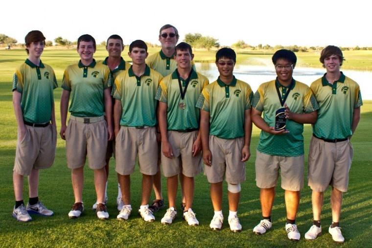 CDO golf team