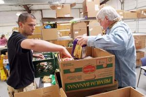 Demand outpaces donations