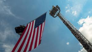 Fireman's funeral