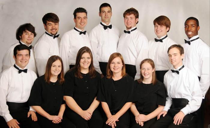 Southern Miss handbell choir in concert July 13 at NW church