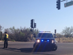 Gas leak found at Tangerine and La Cholla, residents evacuated