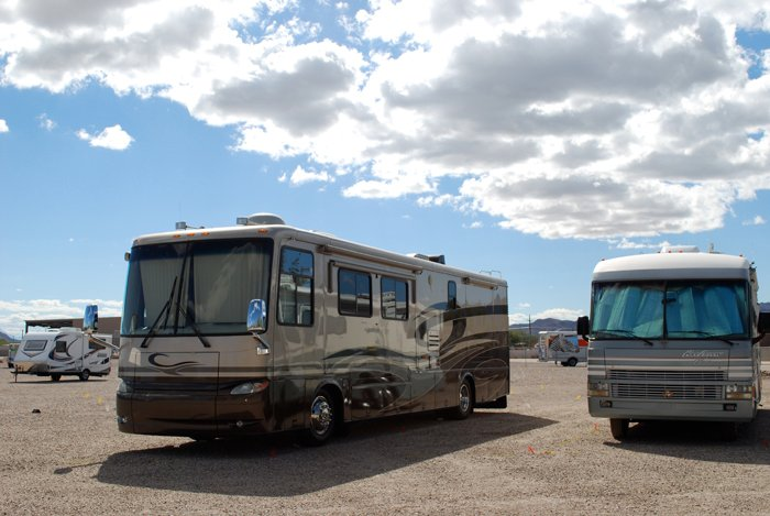 Tucson RV Storage