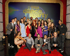 Dancing With The Stars Season 16 Cast: GOOD MORNING AMERICA -