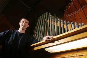 A blessed organ for NW church