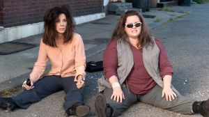 "'The Heat': Sandra Bullock and Melissa McCarthy finish second in the Box Office this weekend, starring in ""The Heat"". - Courtesy Photo"