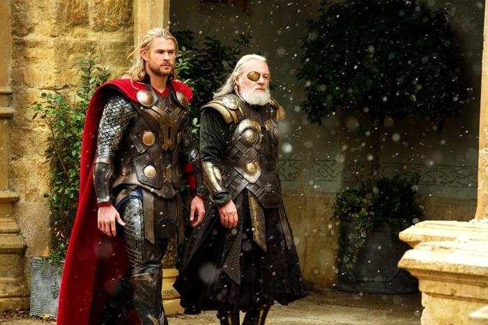 """Thor: The Dark World"