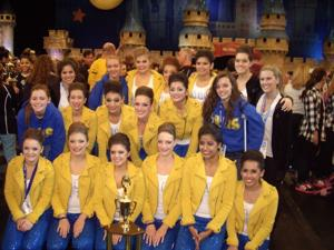 Marana High School Dance Team