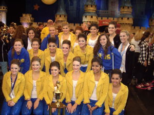 Marana High School Dance Team: The Marana High School dance team.  - Courtesy Photo