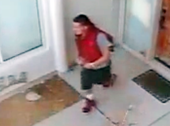 PCSD seeking northwest burglary suspect