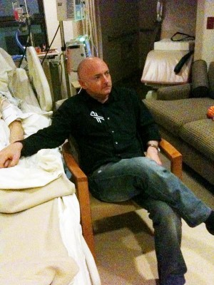 Giffords to start rehab; condition improves
