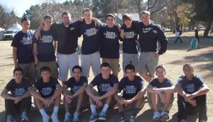 Ironwood Ridge basketball team