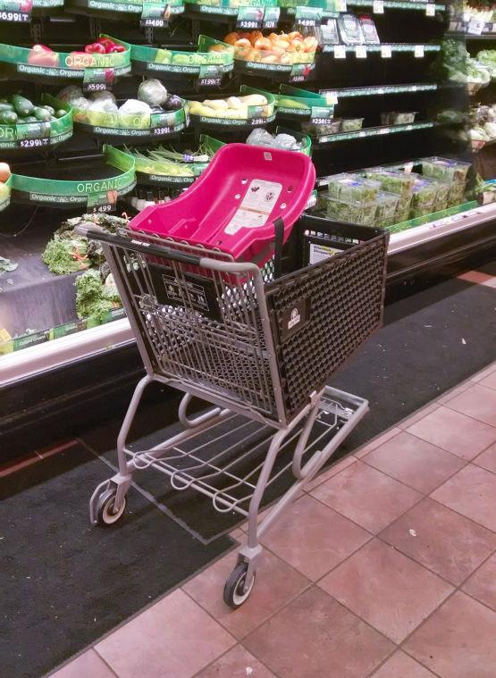 Safety grocery shopping