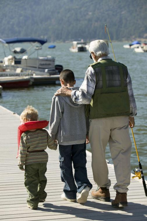 Connecting with grandchildren