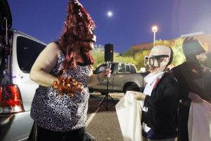 Trunk Or Treat: The Northwest YMCA Pima County Community Center and Pima Community College will host the eleventh annual Trunk or Treat Event on Saturday, Oct. 26 from 5:30 to 8 p.m. in the Pima Community College parking lot, 7600 N. Shannon Road. - Randy Metcalf/The Explorer