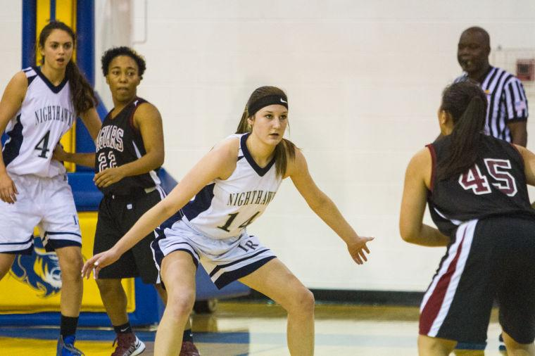 Nighthawks' Wortley to play Division I basketball