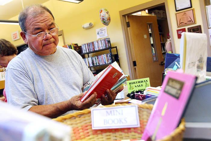 OV library turns 8