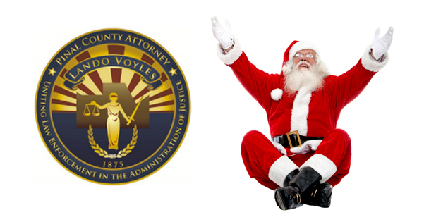 Santa exonerated by Pinal County Attorney's Office