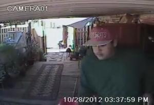 Suspects wanted for home invasion