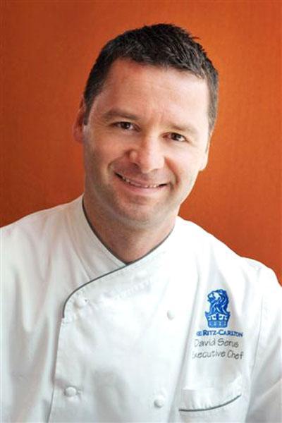 Chef David Serus